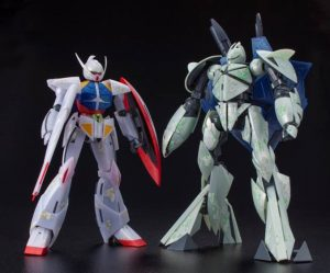 MG 1/100 ∀ガンダム/ターンX[ナノスキンイメージ] ©️創通・サンライズ